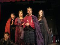 Pitiful Players will perform MacBeth in Troy and Libby in March.